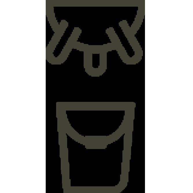 Pictogram Melkvee