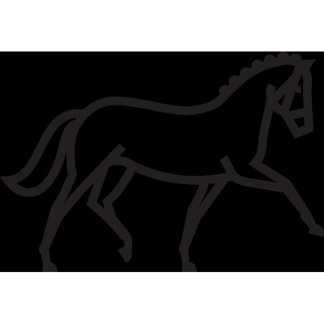 Pictogram Paarden